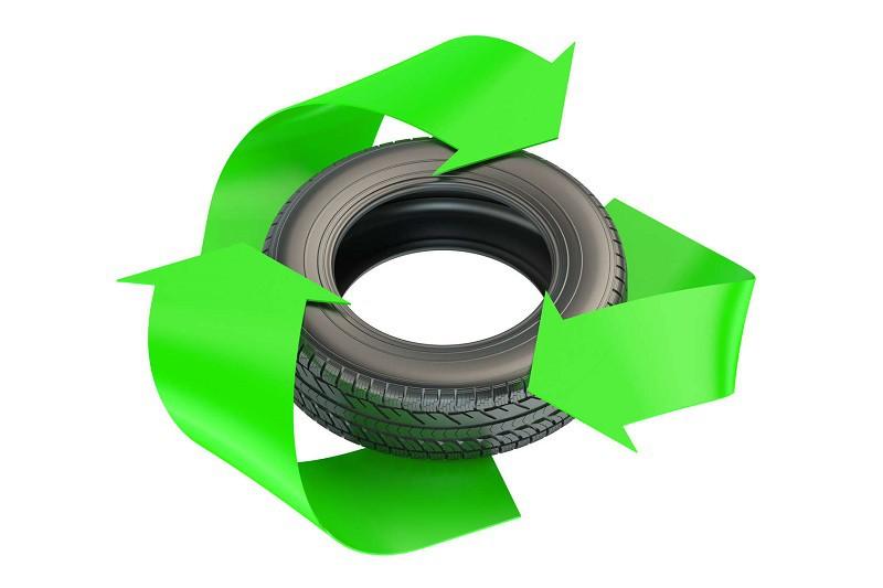 مطالبی در مورد بازیافت تایر