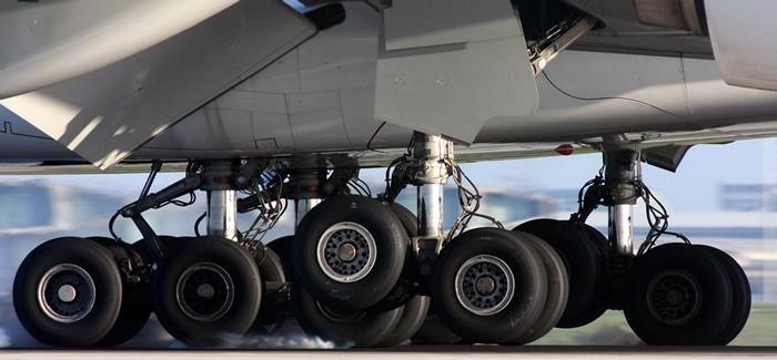 دانستنیهایی در مورد تایر های هواپیما